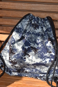 Digital Camouflage Backpack