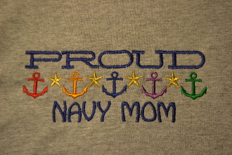 Show Your Pride Shirts
