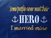 HERO Spouse Shirts