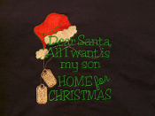 "Christmas ""Dear Santa"" Shirt"