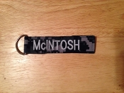 Key Chain with Personal Name