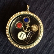 Floating Charm Memory Locket