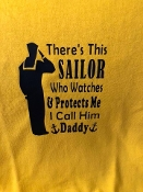 Shirt for Kids, There's This Sailor