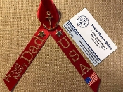 Red Friday Support Ribbon