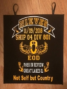 Navy PIR Ribbons & Door Banner Package for Special Ops