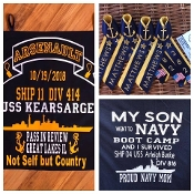 Family PIR Ribbons, Banner, & Shirts Package